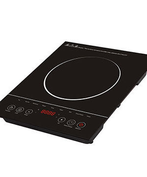 Touch Control Glass Ceramic Induction Cooker for European Market