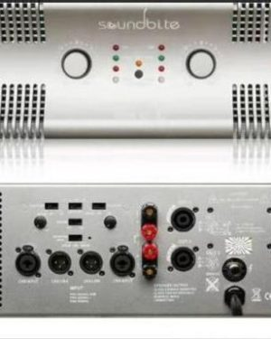 Professional Power Amplifier ADT-800W E Series