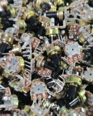 3 pin potentiometer manufacturer supply